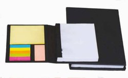Black Book Sticky Note Set