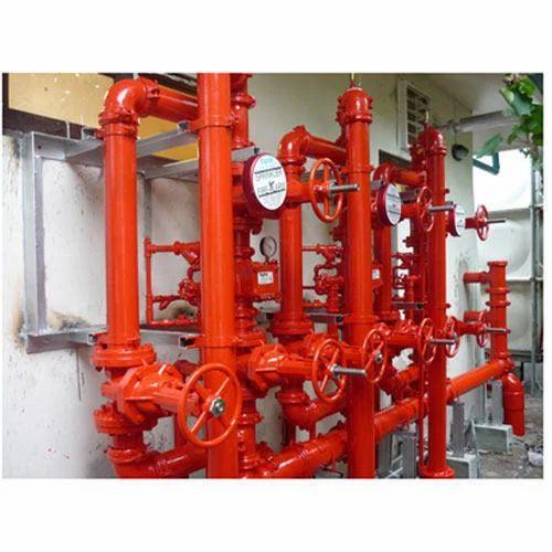 Fire Alarm System Addressable Fire Alarm Panel