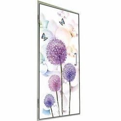 4D Lamination Door Print