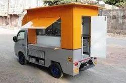 Mahindra Maximo Modified as a Food Truck