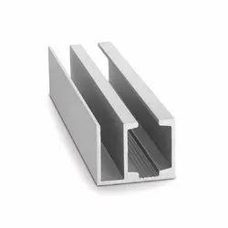 Aluminium Track Door Glass