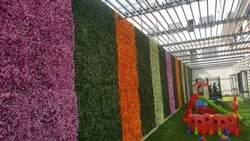 Artificial Vertical Wall Grass