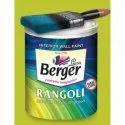 Berger Rangoli Emulsion Paint, Packaging Type: Can