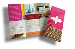 Paper Card Printed Brochure