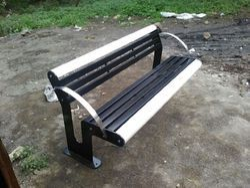 Designer Garden Bench