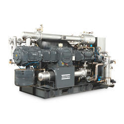 High Pressure Oil-free Reciprocating Piston Compressors