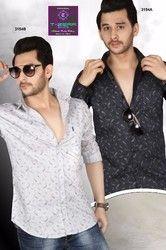 Casual Full Sleeves Men Shirt