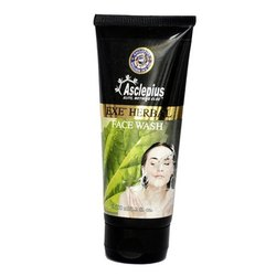 Asclepius Herbal Face Wash, Packaging Type: Tube, Packaging Size: 100gm