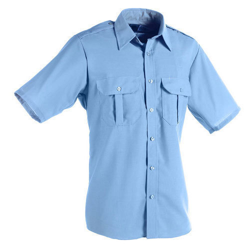 Cotton Bus Driver Shirt, Size: Small, Medium, Large