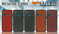 LEATHER MOBILE COVER FOR OPPO-REAL-ME-5-PRO