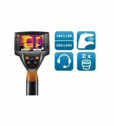 Testo 875-2i Kit - Thermal Imager Testo 875-2i With 2 Lenses And Accessories