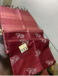 Kota Silk Embroidery Sarees