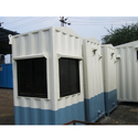 Guard Security Cabin