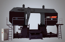 Semi Automatic Bandsaw Machines-CHB 1500 DC