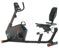 BR-600 Magnetic Recumbent Bike