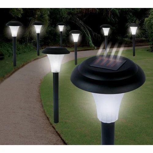 5 Watt Solar Led Garden Light Size 30, Garden Light Led