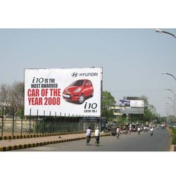 Flex Hoarding Advertisement Service, Location/City: UP