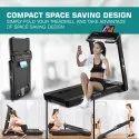 Urbantrek TD-M5 Installation Free Treadmill With Bluetooth Mp3