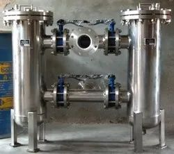 Duplex Basket Type Strainers