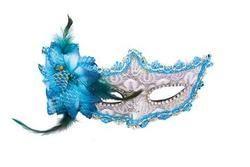 Fancy Blue Eye Mask