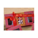 Collective Three ( 2 Rochers And 1 Cocoa Pod) Chocolate Gift Hamper For Diwali Gift