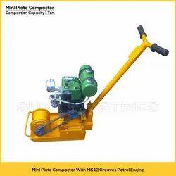 Mini Plate Compactor