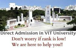 Direct Admission In Vit University By Management Quota