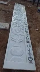 Marble Slab Carving Work