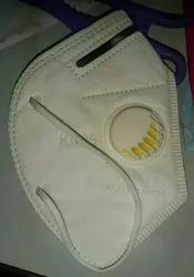 Reusable KN95 MASK ( WHITE ), Certification: Ce & Fda, Number of Layers: 5 Layer