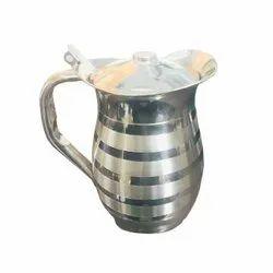 Stainless Steel Jug, Packaging Type: Box, Capacity: 2-3 Litre