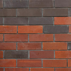 Red and Black Wall Tiles, Thickness: 14mm+, Size: Medium