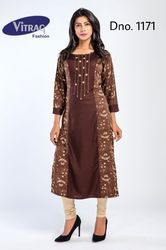 Double Side Print Kurti