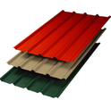 Trapezoidal Profile Roofing System