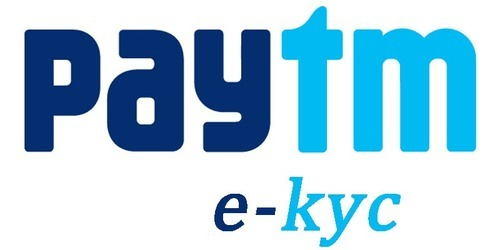 Image result for paytm kyc