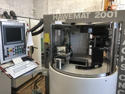 Automatic Hawemat CNC Tool Grinding Machine, 5 axes