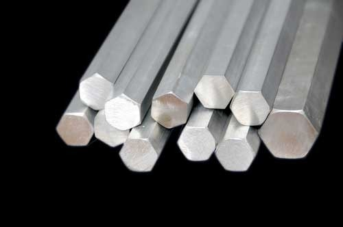 Mild Steel Bright Hex Bars