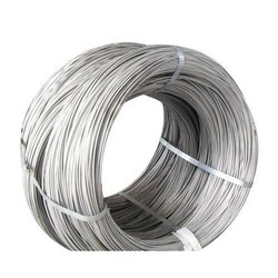 Zinc Coating Bedmutha High Tensile Galvanized Steel Wire, For ASR Conductor