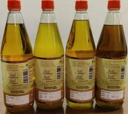Mono Unsaturated Skin Care Organic Mustard Oil, Packaging Type: Glass bottle, Packaging Size: 900Ml