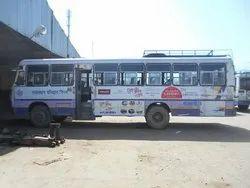 Rajasthan Roadways Bus Branding Service, For Promotion