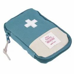 Oxford Cloth Multifunction Small Portable First Aid Pouch Medical Kits Storage Bag