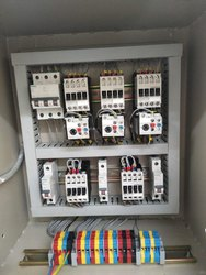 Electric Control Panel Board, Operating Voltage: 220-440 V, Degree of Protection: 60-90 Degree Celsius