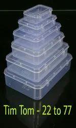 Tim Tom Plastic Box
