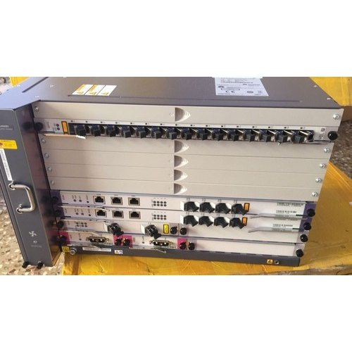 Fibra Optic Huawei MA5608T Mini GPON OLT System | ID: 17503027873