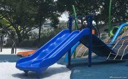 Playground Channel Slide