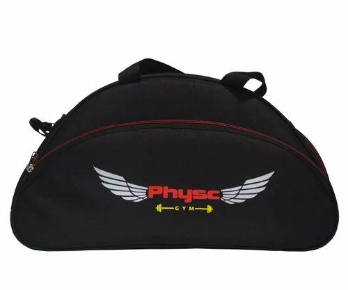 Gym Bag Black   Red Caris Lite Weight 595fc39535c0e