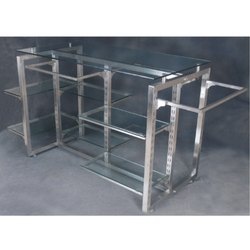 SS Garment Display Racks