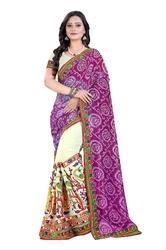 Riva 191 Georgette Saree
