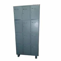 12 Locker Cabinets