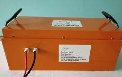 Electric Rickshaw Lithium Battery