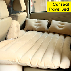 Back Car Seat Travel Bed